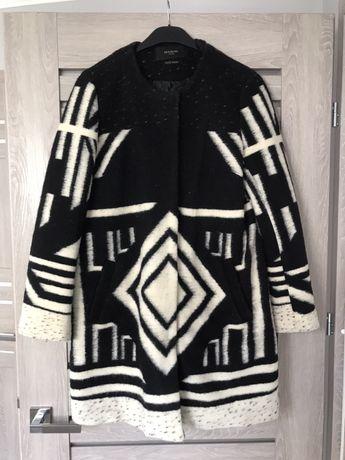 Шерстяное пальто Reserved 40