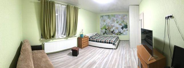 Комфортна однокімнатна квартира зі свіжим євроремонтом.
