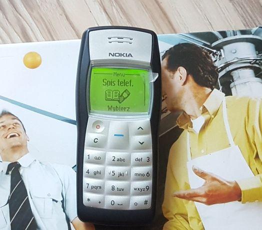 NOWA Unikat Jedyna taka Fabrycznie NOWA Nokia 1100