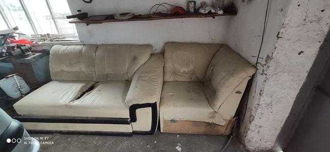 Продам диван на переделку, перетяжка