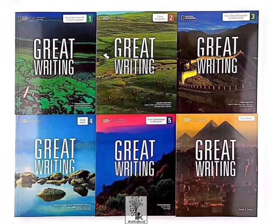 Great Writing, Third and Fourth Edition