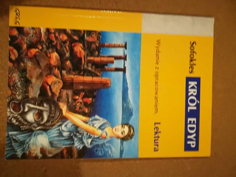 Król Edyp Lektura z opracowaniem Sofokles Krotoszyn - image 1