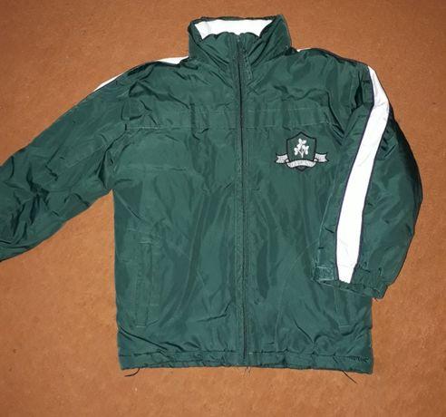 Демісезонна курточка для хлопчика 5-6 років