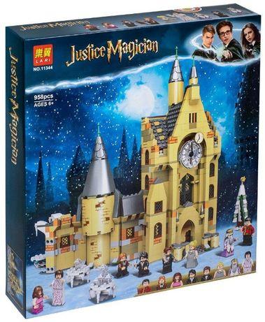 Конструктор Гарри Поттер Часовая башня Хогвартса 11344 (Ан.Лего LEGO)