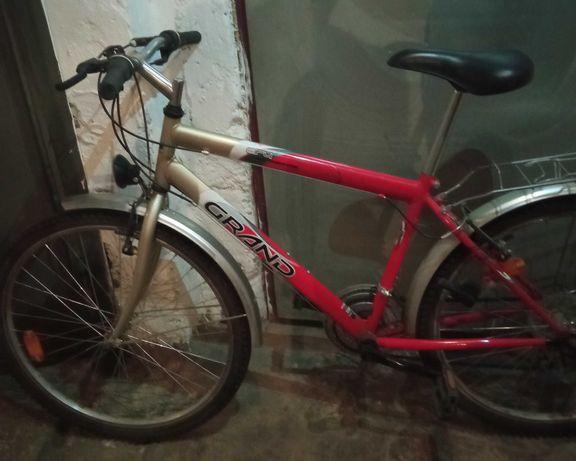 Rower GRAND dla chłopca