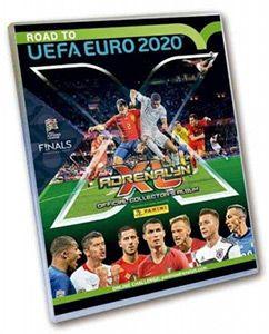 Seria kart Road to UEFA Euro 2020