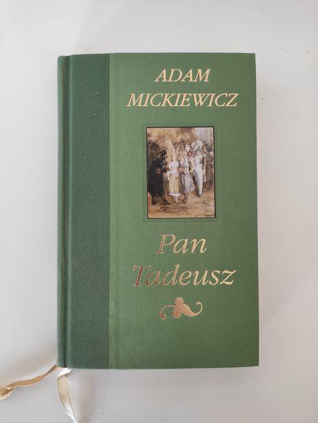 Adam Mickiewicz: Pan Tadeusz.