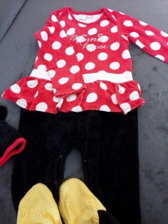 Kostium myszki Minnie
