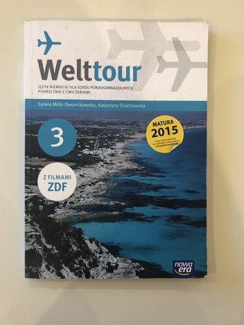 Welttour 3 - język niemiecki