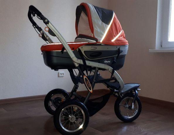 Эксклюзив! Chicco trio s3 коляска детская прогулочная дитяча
