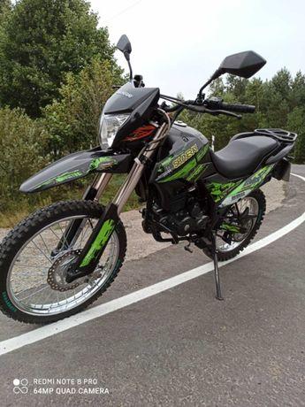 Продам мотоцикл Shineray XY250GY-6С 2018