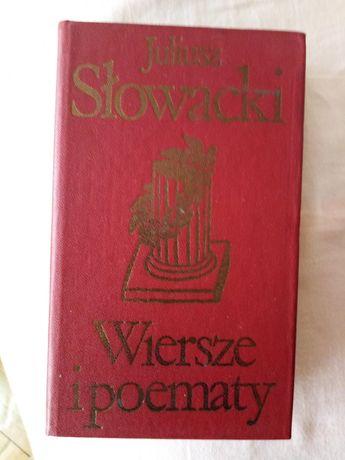 Wiersze i poematy J. Slowackiego