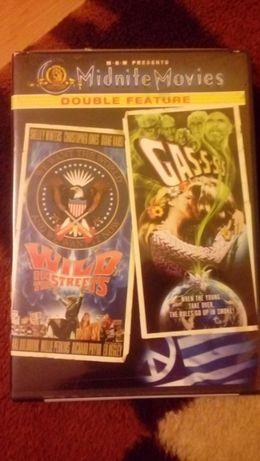 Dwa filmy Dvd na jednej plycie
