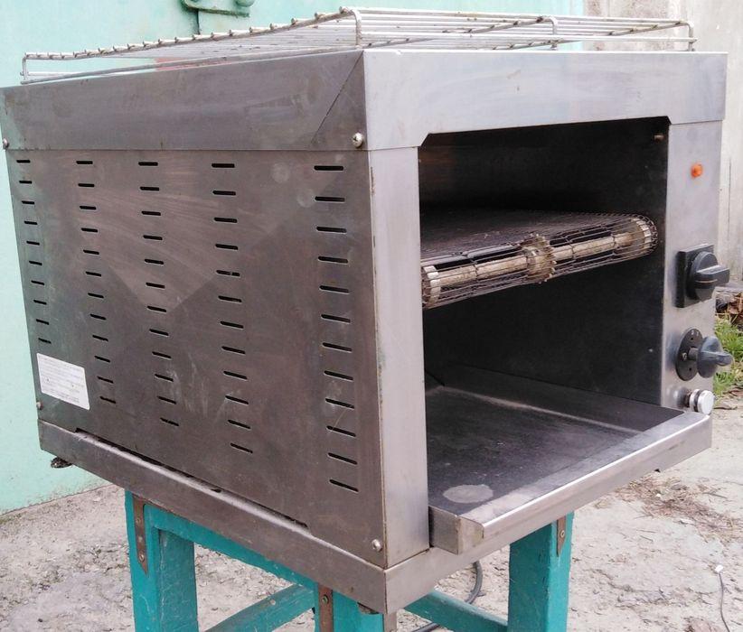 Конвеерная электро печь Днепр - изображение 1