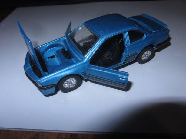 машина модель Bmw 635 ss 1:43