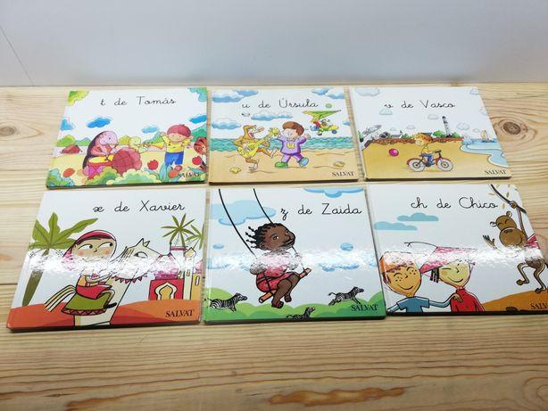 Pack de livros para criancas