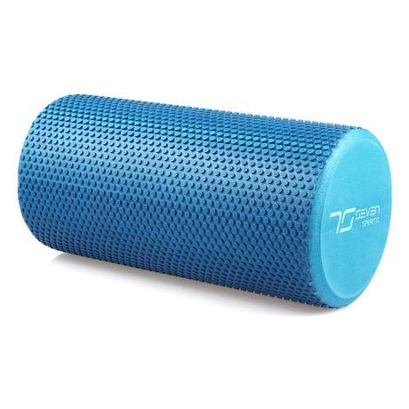 Nowy Roller Wałek do masażu ćwiczeń 30 cm 7Sports