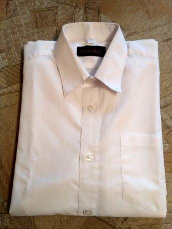 Рубашка белая, размер 44