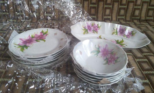Продам набор кухонной посуды, можно каждый вид отдельно.