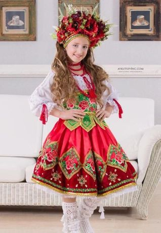 украинский костюм под заказ