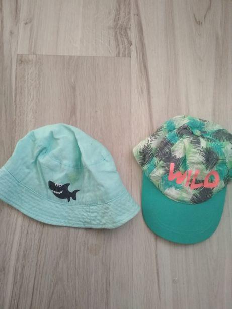 Sprzedam czapkę i kapelusik