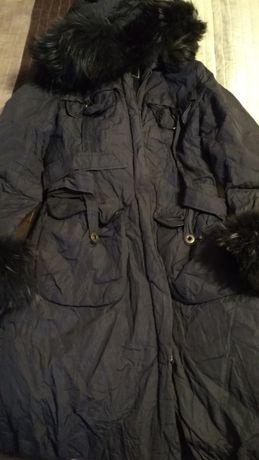 Курточка зимняя на меху