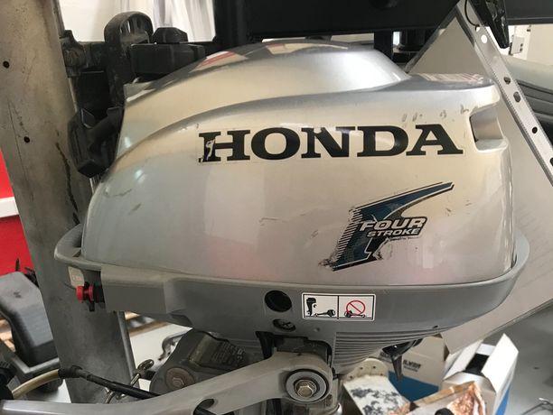 Motor Honda 2,3 a 4 tempos