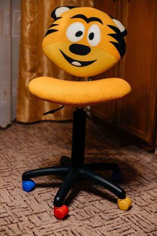 Детское кресло компьютерное Тигренок