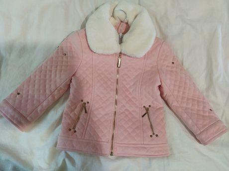 Курточка (дубленочка) на девочку
