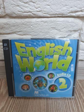English World 2   Audio CD диск