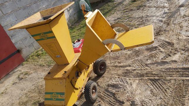 Rębak do drzewa do 10cm CRAMER COMBI-CUT rozdrabniacz