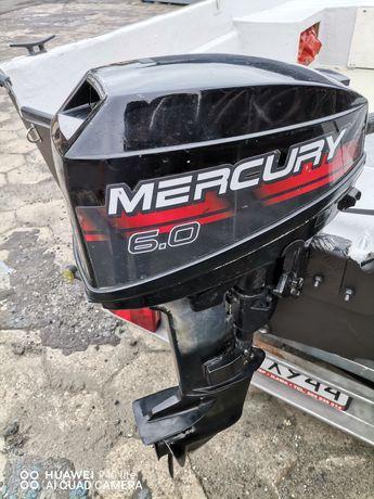 Silnik zaburtowy Mercury 6km