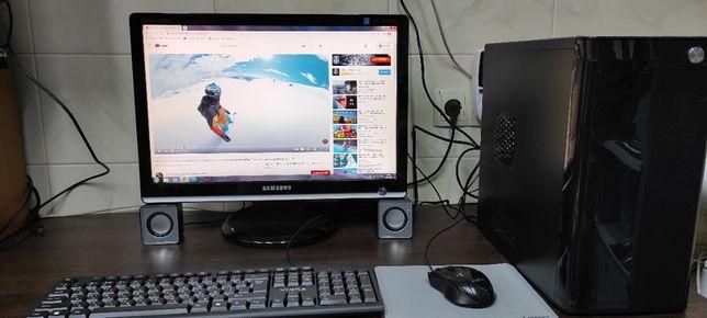 Компьютер комплект для дома или офиса