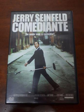 """""""Jerry Seinfeld Comediante"""" Documentário com Stand up"""