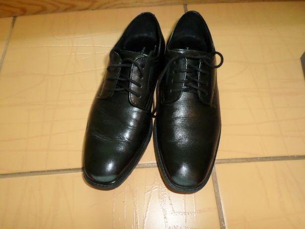 Pantofle dziecięce czarne