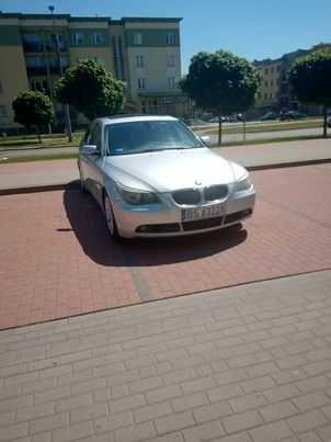 Sprzedam BMW E-60 545i rok prod.2005