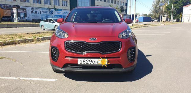 Kia Sportage AWD 2017