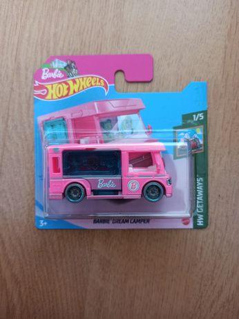 Barbie Dream Camper Hot Wheels