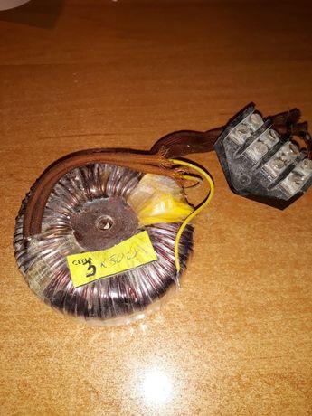 Transformator toroidalny 230/12V 150W