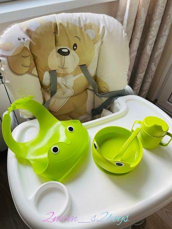 Детская посуда на любой вкус и кошелек