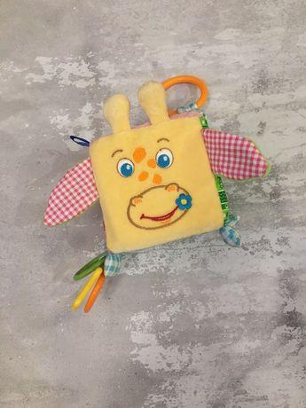 Развивающий кубик, Развивающие игрушки, Мягкий куб для малыша