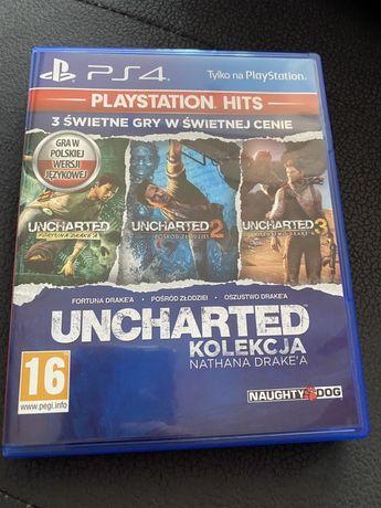 Uncharted kolekcja Nathana Drake'a Ps4