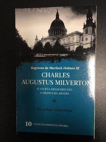 Sherlock Holmes - Charles Augustus Milverton