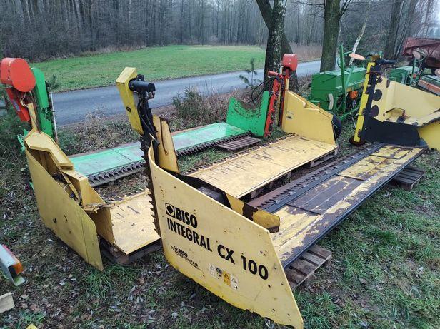 Stół do rzepaku Biso CX 100 New Holland TX 32 34 4,57m
