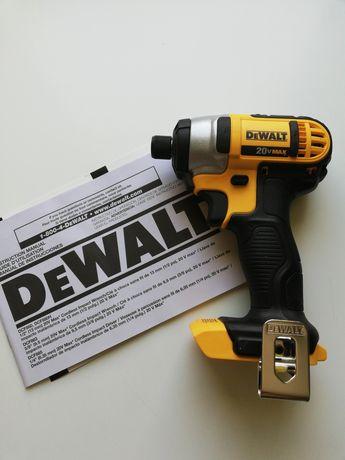 Akumulatorowa zakrętarka DeWalt DCF885 20V nowa z USA