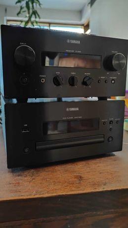 Yamaha MCR-840 amplituner DVD mini wieża