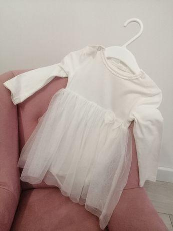 Sukienka z body H&M 74