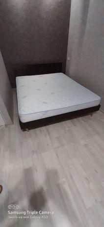 Продам кровать+матрас.
