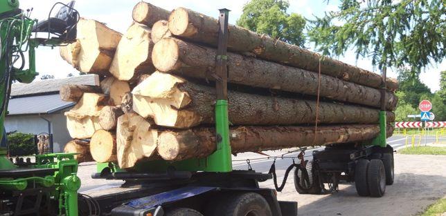 Sprzedam drewno tartaczne Świerk, Sosna Dłużyca