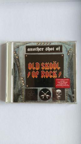 "CD duplo ""Another Shot Of Old Skool Of Rock"""